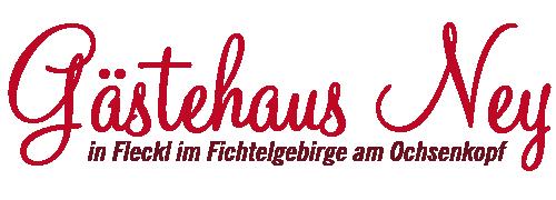 Ferienwohnungen und Zimmer in Fleckl am Ochsenkopf im Gästehaus Ney Warmensteinach